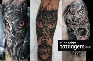 tatuagem-coruja