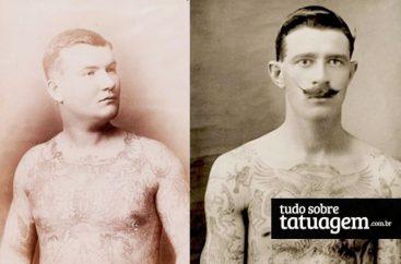história da tatuagem